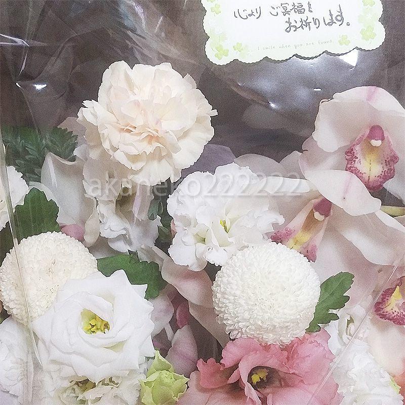お弔いのお花