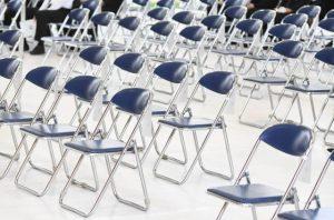 椅子、パイプ椅子、いす、イス