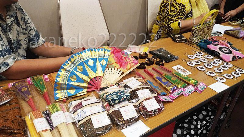 インドネシアの雑貨、近江のおもてなし、近江勧学館