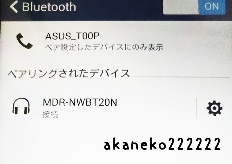MDR-NWBT20N