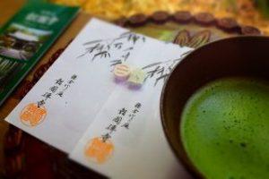 茶道、抹茶