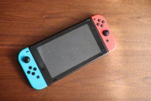 ゲーム機、switch、スイッチ