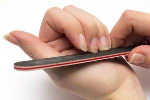 爪磨き、爪やすり、爪やすり、ネイルケア、ネイルアート