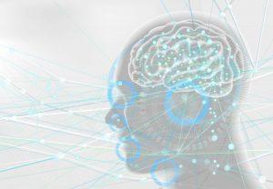 脳みそ、考え、考える、未来、みらい、近代的、医療、
