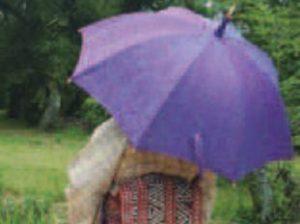 世界にひとつの和傘つくりミシンカフェ(1日通し)