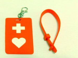 ヘルプマーク、介護