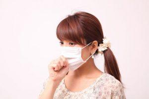 マスク、風邪、咳、咳払い、くしゃみ