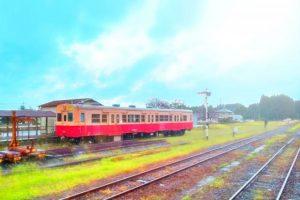 電車、乗り物、移動