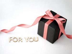 プレゼント、ギフト、贈り物