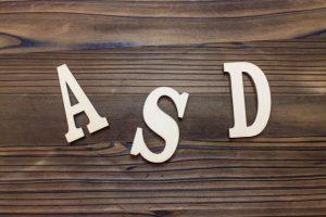 ASD、アスペルガー、自閉症スペクトラム、発達障害